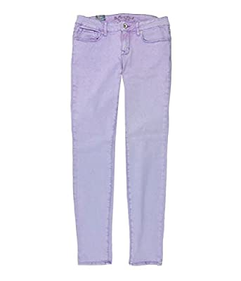 Bullhead Denim Co. Womens Dye Cut Skinny Fit Jeans