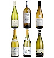 Classic White Wines Mixed Dozen