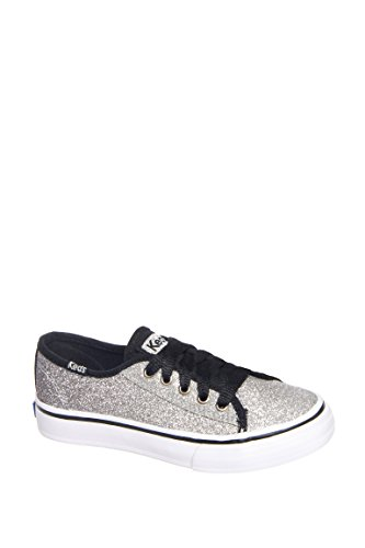 Girl's Double Up Glitter Low Top Sneaker