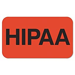 TAB07190 - Tabbies Medical Labels for HIPAA