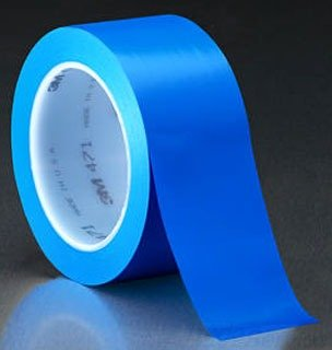 3M-471-Blue-2Inx36Yd-Bulk-Pls-Tape
