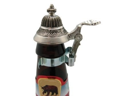 Oktoberfest Party Favor Beer Bottle Stein Lid
