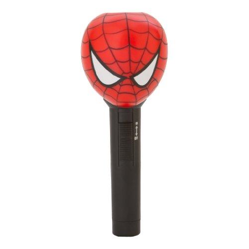 Spiderman Molded Flashlight