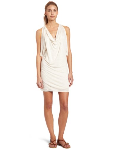 Ella Moss Women's Kayla Drape Neck Dress