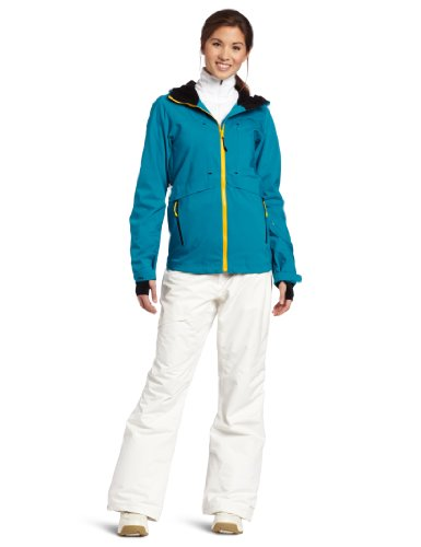 O'Neill Juniors Harmony Jacket, Enamel Blue, X-Small