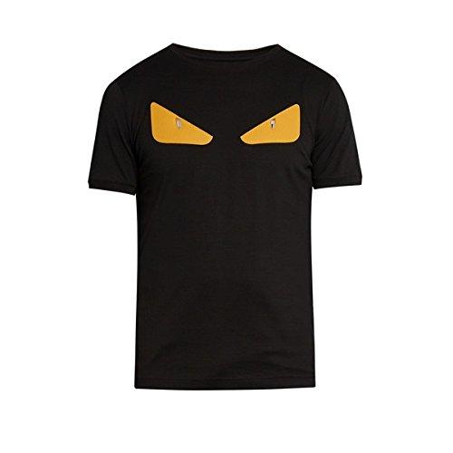 (フェンディ) Fendi メンズ トップス Tシャツ Bag Bugs crew-neck T-shirt 並行輸入品