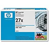 Brand New. Hewlett Packard [HP] Laser Toner Cartridge Page Life 10000pp Black [for LaserJet 4000] Ref C4127X