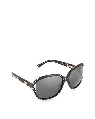 Gucci Gafas de Sol 3646/S CN 2Z3 (60 mm) Negro