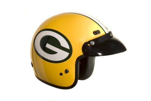 Green Bay Packers Motorcycle Helmets Nfl Green Bay Packers
