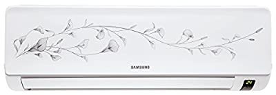 Samsung AR18KC3HDTP Split AC (1.5 Ton, 3 Star Rating, Lily Grey)