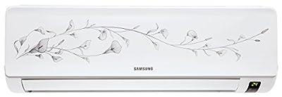 Samsung AR18KC3HDTP Split AC (1.5 Ton, 3 Star Rating, Lily Grey)