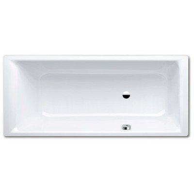 Kaldewei Puro 67&#8243; x 27.5&#8243; Bath Tub with Side Overflow in White