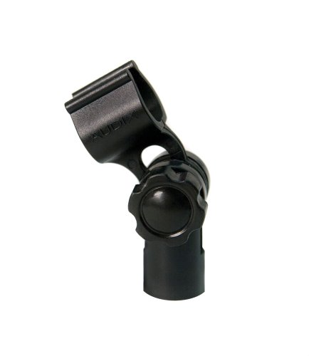 Audix Dclip Microphone Clip For Device With 3/8-5/8-Inch Threaded Surface