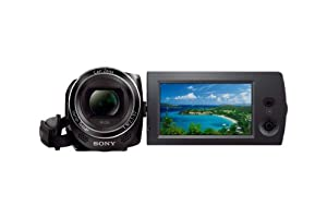 Sony HDR-CX230/B High Definition Handycam Camcorder with 2.7-Inch LCD (Black)