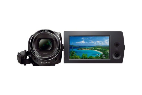 Sony Hdr-Cx230/B High Definition Handycam Camcorder With 2.7-Inch Lcd (Black) front-67914