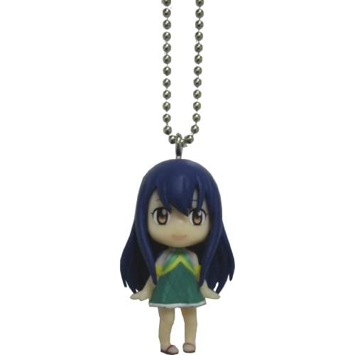 "Amazon.com: Takara Tomy Fairy Tail Keychain ~2"" - Wendy Marvell"
