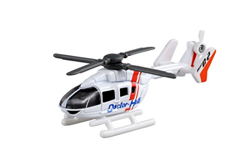 No.97 Doctor Heli box Tomica - 1