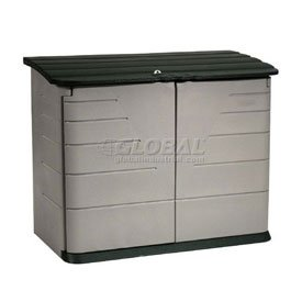 Rubbermaid Horizontal Outdoor Storage Shed