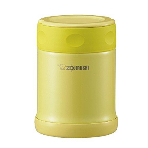Amazon.co.jp: 象印ステンレスフードジャー 0.35L ライムイエロー SW-EC35-YP: ホーム&キッチン