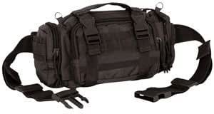 Fox Outdoor Jumbo Modular Deployment Bag, Black