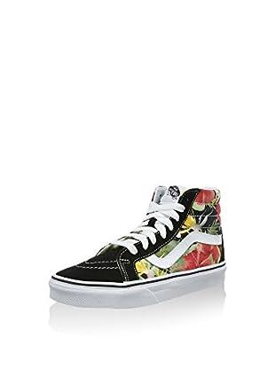 Vans Zapatillas abotinadas Sk8-Hi Reissue (Negro / Multicolor)