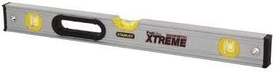Stanley 43-679 78-Inch FatMax Xtreme Box Beam Level