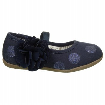 Oshkosh B'Gosh Darcy Ballet Flat (Toddler/Little Kid),Navy,8 M Us Toddler front-217904