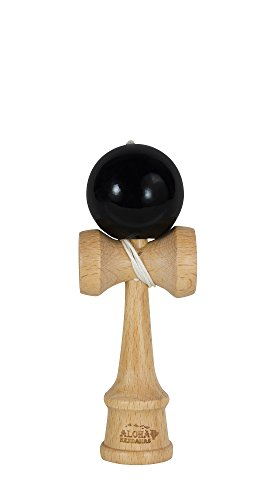 Aloha Kendamas Mini Kendama Glossy Black