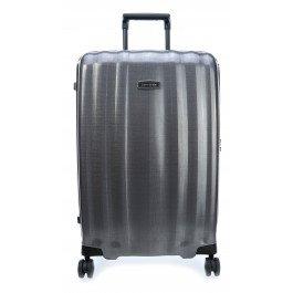Samsonite Lite-Cube DLX L Valigia trolley 4 ruote grigio scuro