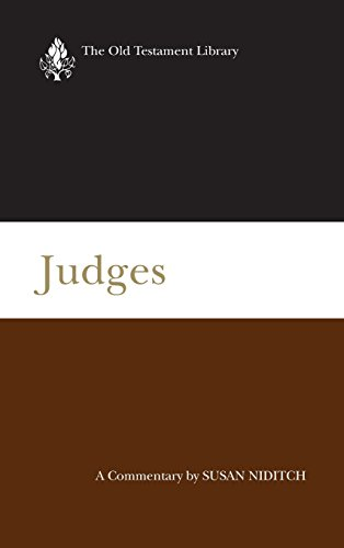 Judges: A Commentary (Old Testament Library)