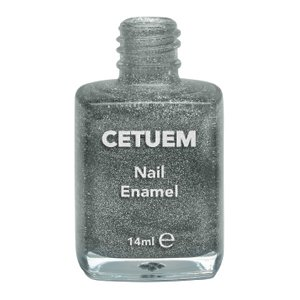 Nail Enamels 14ml - Silver - 51 SG - Solid Silver Glitter
