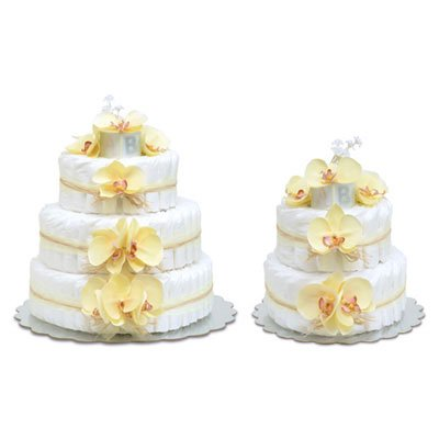 Bloomers Diaper Cakes