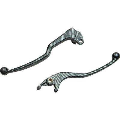 Parts Unlimited Brake Lever - Carbon Fiber Look 8113716-CF