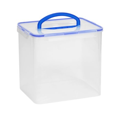 Airtight With Handle Large 40 Cup 10X8X9