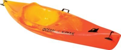 Ocean Kayak Banzai Sit-On-Top Kayak, 9-Feet x 6-Inch, Sunrise