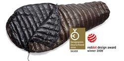 Yeti Passion One Sleeping Bag - Brown - Large - Left Zip