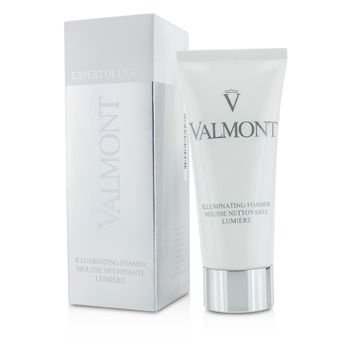 Valmont Expert Of Light Illuminat Foamer Gel Detergente Viso Pelle Grassa, Donna, 100 ml