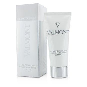 Valmont Expert Of Light Illuminat Foamer Gel Detergente Viso Pelle Grassa, Donna, 100 ml