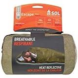 Survive Outdoors Longer Escape Bivvy Breathable Respirant, OD Green, 0.593 Pound