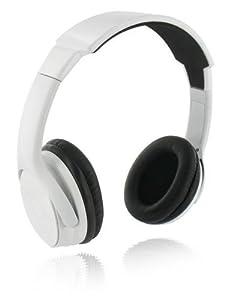 BeeWi BBH100A1 Casque Stéréo Bluetooth Blanc