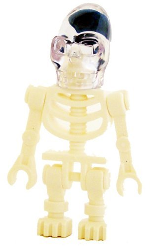 "Akator Skeleton - LEGO Indiana Jones 2 Figure"" - 1"