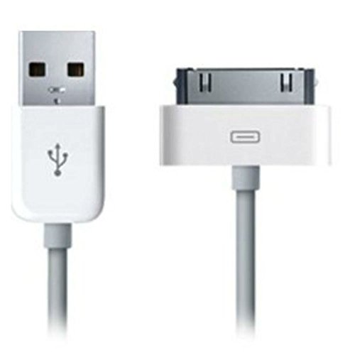 Like Cipher's Business (TM) 3 cables x USB Data Sync Charger Charging String Cable 3 ft feet foot long Charging Iphone 2 3 4 Ipad 2 3 4 iPod Nano 1st, 2nd, 3rd, 4th Gen iPod Feeling 16GB, 32GB, 8GB iPod Touch 2nd Gen 16GB, 32GB, 8GB iPod Definitive 160GB,
