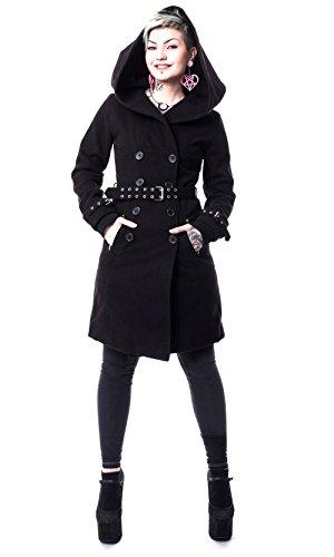 Vixxsin -  Cappotto  - Maniche lunghe  - Donna nero XL