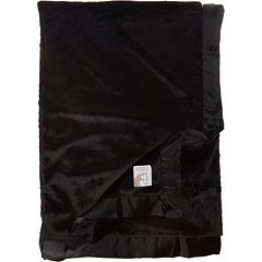 Little Giraffe Unisex Luxe X-Large Throw Onyx front-882545