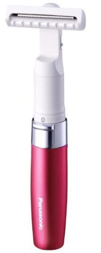 Panasonic Women's Shaver, Battery-Operated with Slimline Design and Pivoting Head, ES-WR40VP (Womens Shaver Panasonic compare prices)