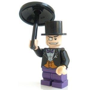 Amazon.com: The Penguin with Umbrella - LEGO Batman ...