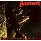 "Incarnation of Evil/German Thrashing Warvon ""Witchburner"""
