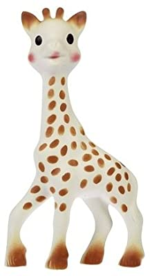 The orginal and best Sophie the Giraffe Teether pack of 3