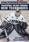 Championship Productions Joe Bertagna-Goaltending Today: Traditional Values Through New Techniques DVD