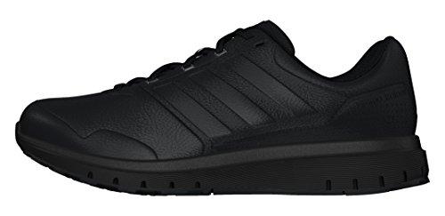 adidas Uomo Duramo Trainer Lea scarpe sportive nero Size: 45 1/3